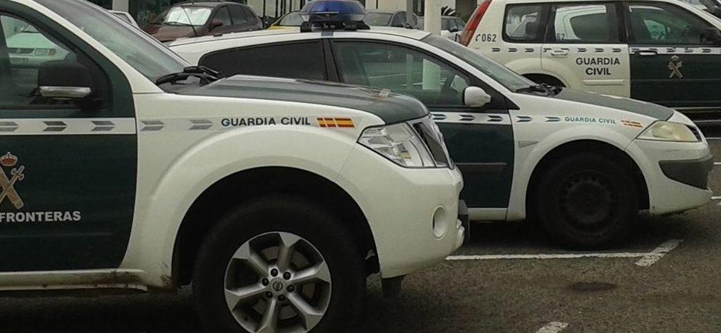 Guardia Civil Tías