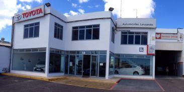 Automóviles Lanzarote