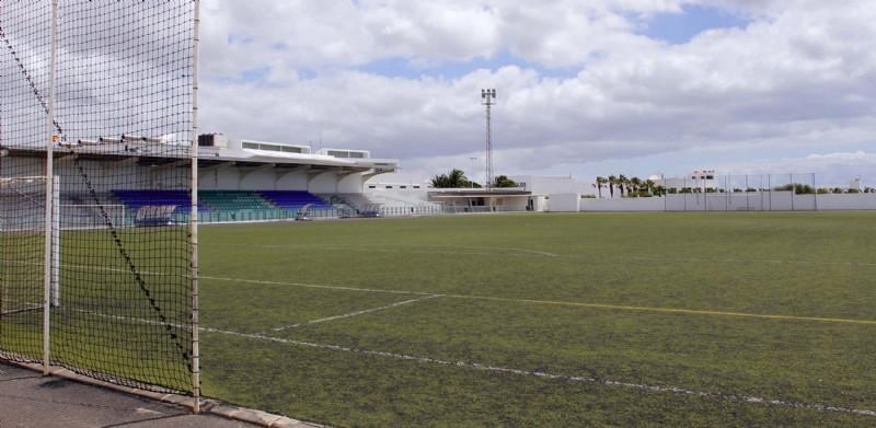campo de futbol de tías