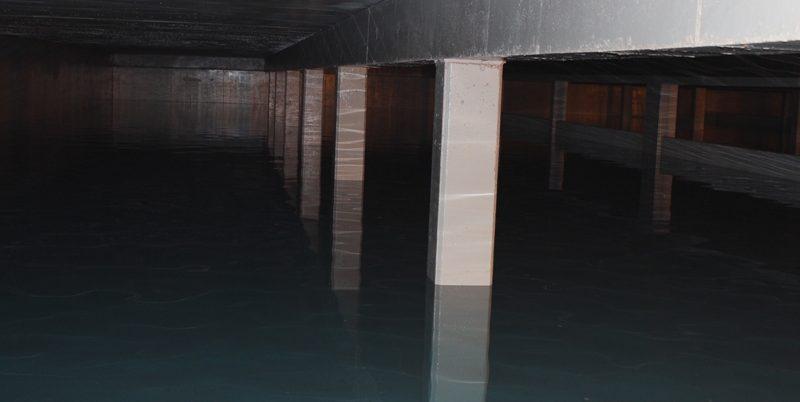 Depósitos de agua de Zonzamas