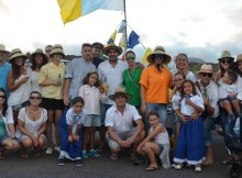 Romería El Pino Punta Mujeres
