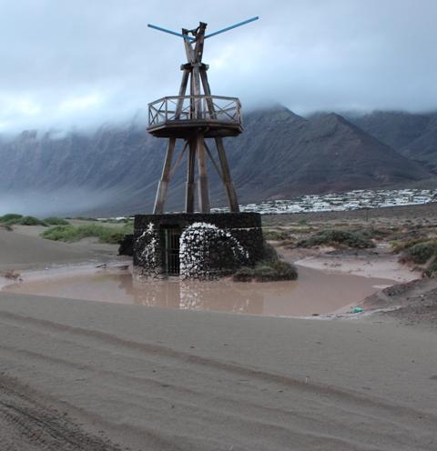 Lluvias Lanzarote