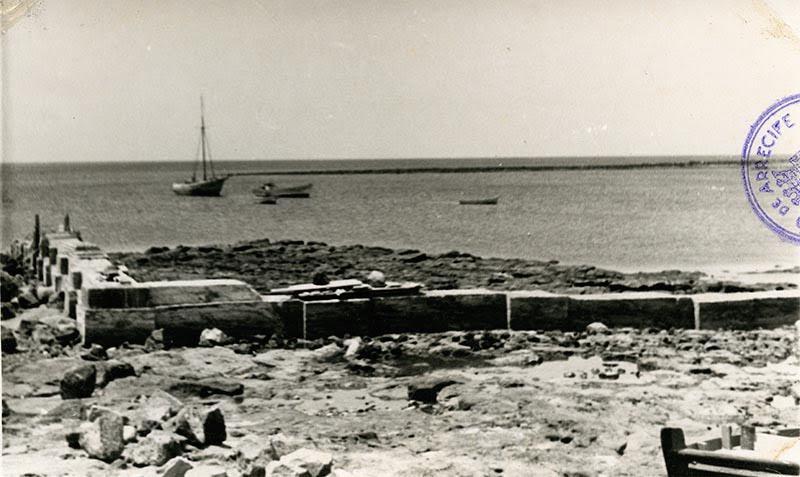 viejo muro pescadería