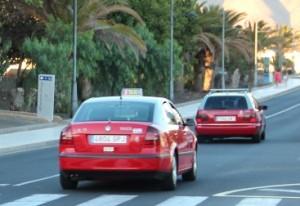 taxis Yaiza
