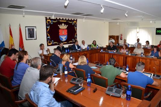 Pleno Ayuntamiento de Arrecife