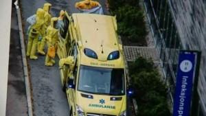 ébola Europa