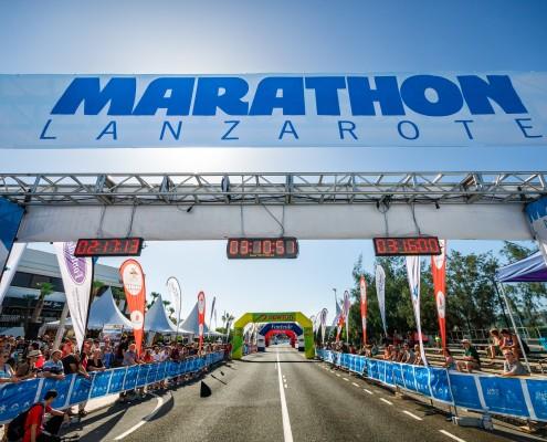 Marathon Lanzarote