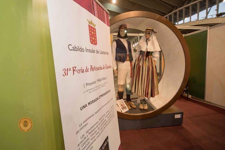 31ª edición de la Feria de Artesanía de Canarias