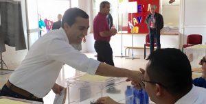 El actual alcalde de Arrecife fue el candidato másvotado en la ciudad en los últimos comicios locales.