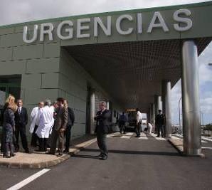 urgencias Hospital Lanzarote