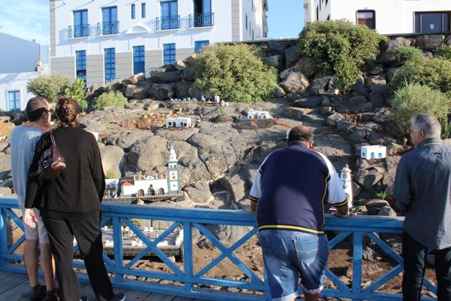 Portal de Belén de El Balandro y CD Lomo