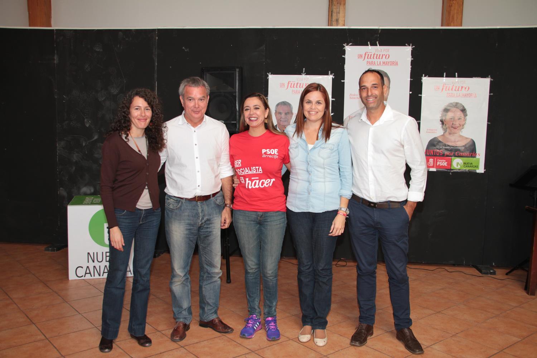 PSOE-NC y Chano Franquis en Haría (42)