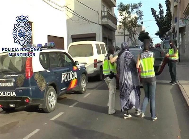 presunta yihadista en Lanzarote