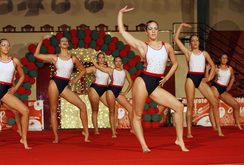 XXI Festival de Gimnasia de Navidad