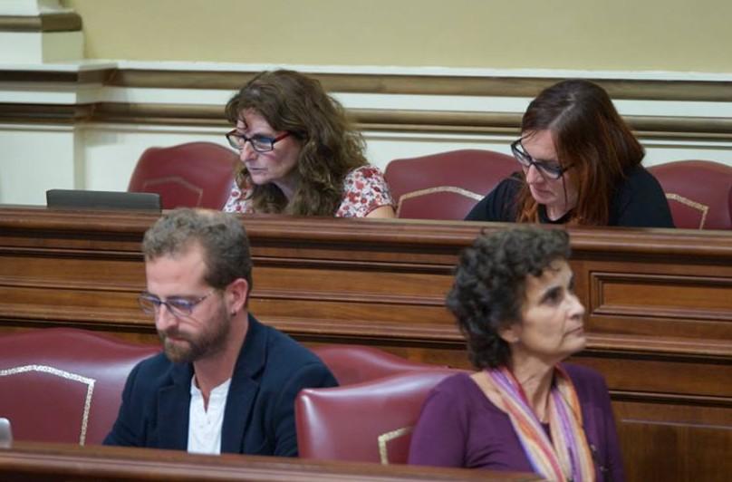 Podemos Parlamento de Canarias