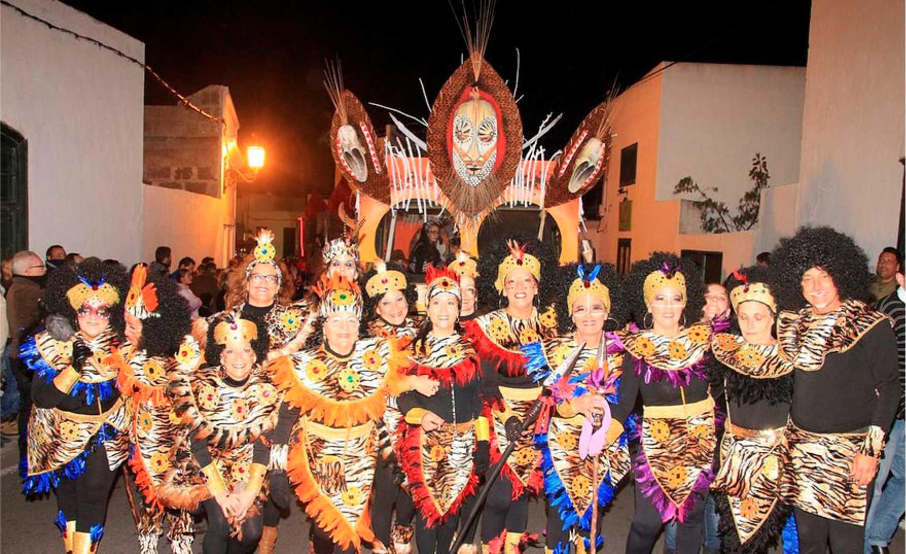 carnaval Haría