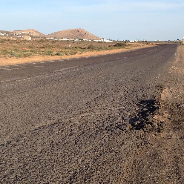 carretera Complejo-Nazaret