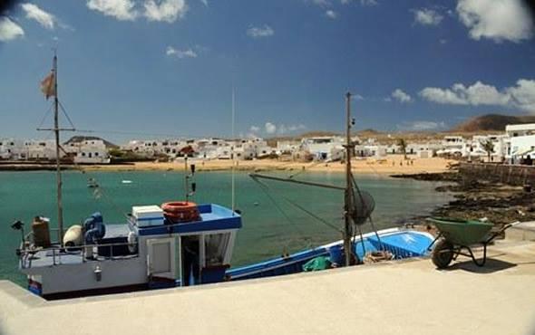 puerto La Graciosa