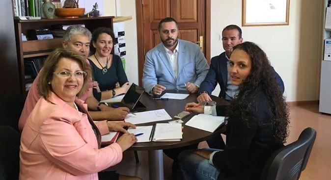 reunión PSOE Cabildo