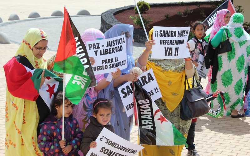 aniversario republica saharaui