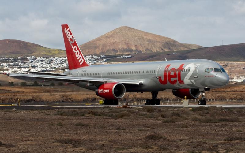 Jet2 Lanzarote