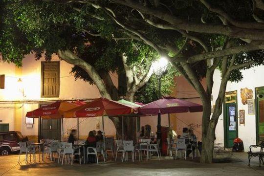 Plaza de Haría