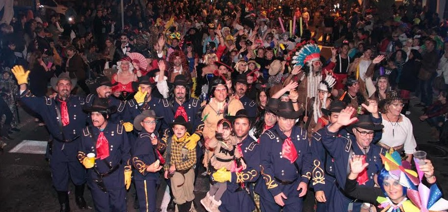 desfile carnaval arrecife 1