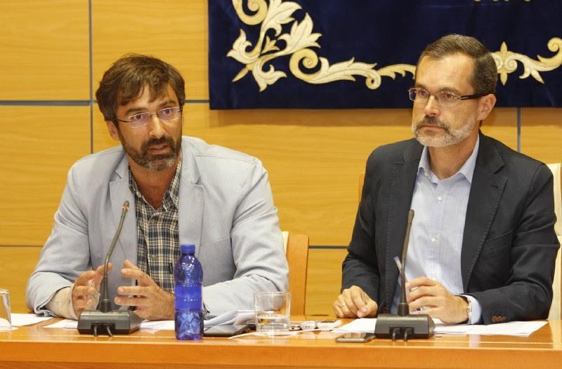 Pedro San Ginés y Marcial Morales se sitúan así en la línea de otras islas como La Gomera.
