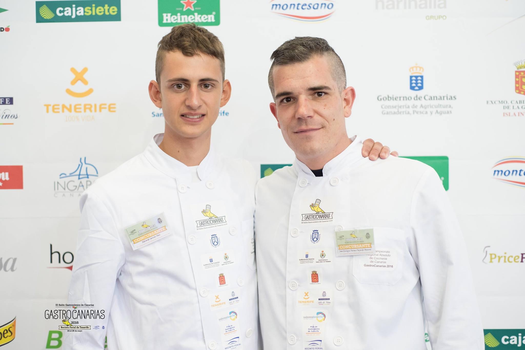 Joao de llevó el subcampeonato, y Eduardo García el premio como mejor ayudante.