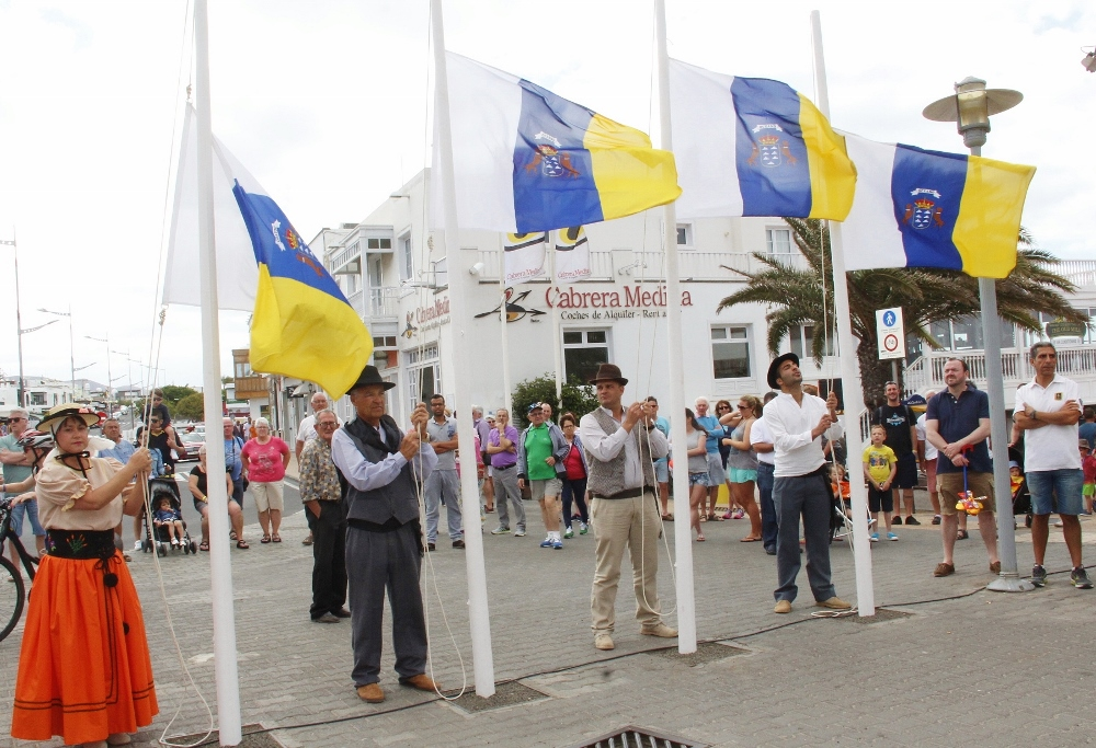 banderas canarias