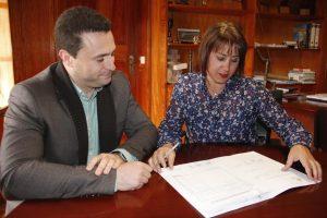 Óscar Noda y Gladys Acuña.