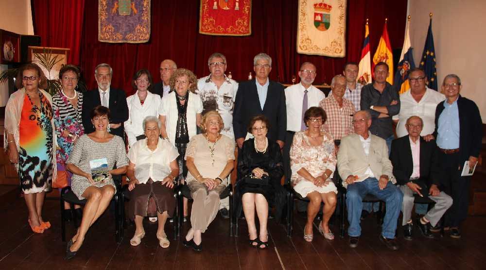 Participantes en 2013.