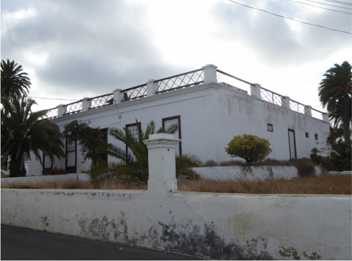 Casa y Huerto de la Virgen.